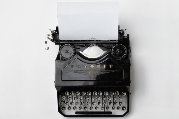 machine ecrire